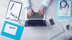 claves crear contenido blog clínica salud