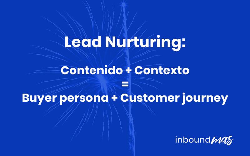 lead nurturing que es
